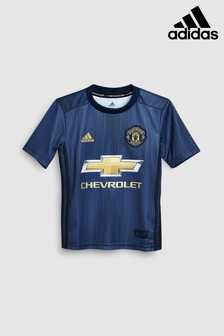 adidas Manchester United FC 2018/19 Kids Jersey