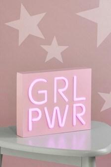 Girl Power Feature Light