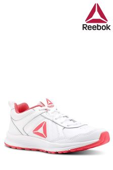 Reebok White/Pink Almotion