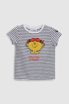 Little Miss Trouble™ Short Sleeve T-Shirt (3mths-6yrs)