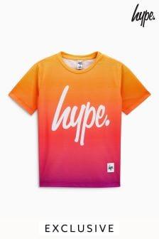 Hype. Triple Fade Script T-Shirt