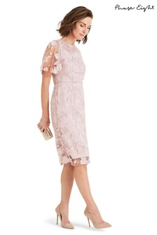 Phase Eight Harlow Sequin Lace Dress