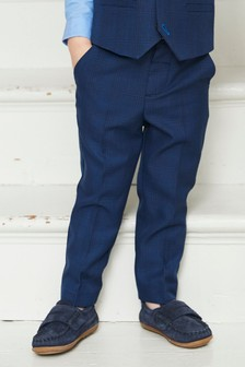 Check Formal Trousers (3mths-6yrs)