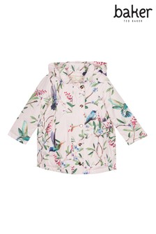 b45fb4c2b1d baker by Ted Baker Toddler Girls All Over Print Floral Coat