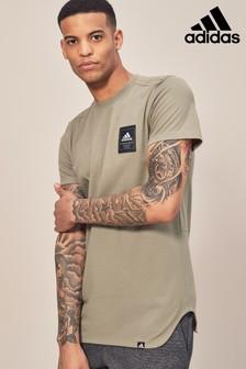 adidas Trace Cargo Scoop T-Shirt