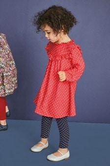 Print Dress (3mths-7yrs)