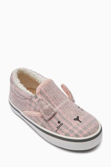Check Bunny Skate Shoes (Younger)