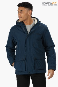 Regatta Sterlings Waterproof Insulated Hooded Jacket