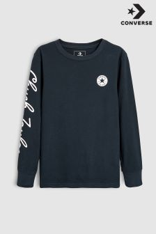 Converse Chuck Patch Long Sleeve Tee