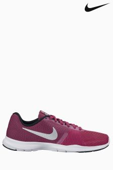 Nike Flex Pink Bijoux Training Shoe