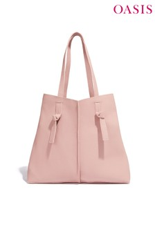 Oasis Pink Cindy Tote Bag
