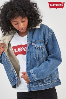 Levi's® Addicted To Love Sherpa Trucker Jacket