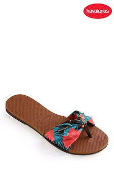 Havaianas® You Saint Tropez Sliders