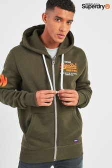 Superdry Premium Goods Zip Hoody