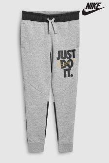 Nike Black JDI. Woven Pant