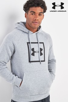 Sweat à capuche Under Armor Rival en polaire