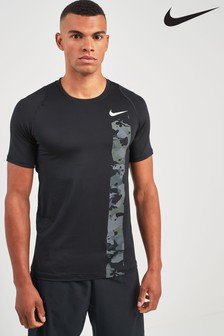 Nike Gym Black Camo Training Tee