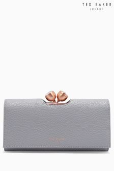 Ted Baker Muscovy Grey Bobble Purse