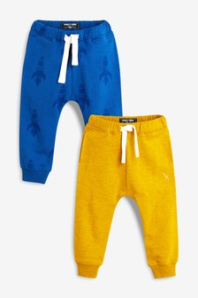 Rocket Joggers Two Pack (3mths-7yrs)