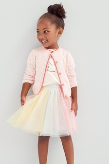 Colourblock Tutu Skirt (3mths-6yrs)