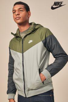 Nike Green Wind Runner Jacket