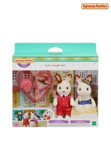 Sylvanian Families Cute Couple Set