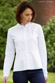 Tommy Hilfiger White Kara Shirt