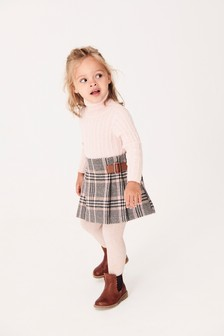Kilt And Tights Set (3mths-10yrs)