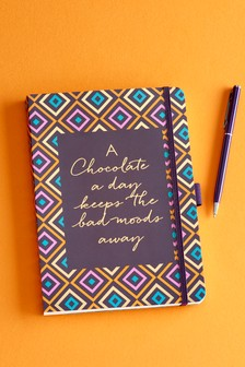 Chocolate A Day Notebook