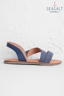 Seasalt Blue Sun Terrace Sandal