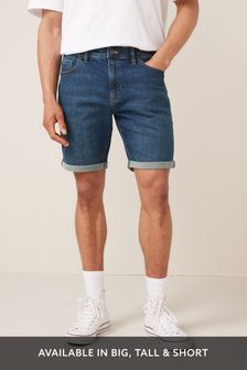 Straight Fit Shorts