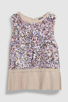 Sequin Blouse (3-16yrs)