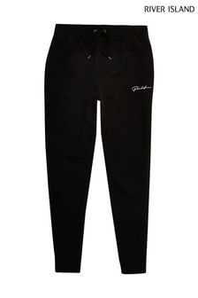 River Island Black Prolific Jogger