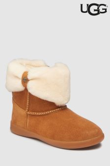 UGG® Kids Ramona Chestnut Cuff Boot