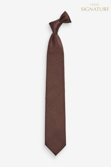 Signature Made In Italy Pattern Tie