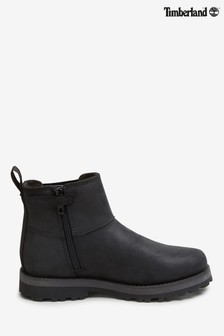 Timberland® Black Courma Kid Chelsea Boots