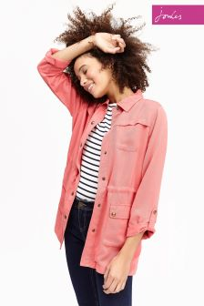 Joules Red Cassidy Jacket