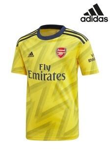 adidas Youth Arsenal Yellow Away 19/20 Jersey