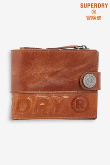 Superdry Leather Wallet