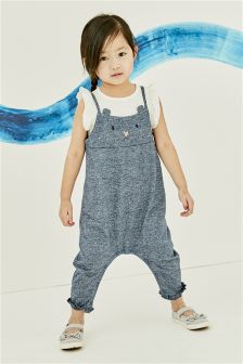Bear Playsuit/T-Shirt Set (3mths-6yrs)
