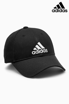 adidas Kids Black Cap