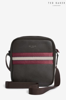Ted Baker Brown Flight Bag