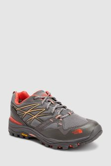 The North Face® Hedgehog Schuhe, grau/orange