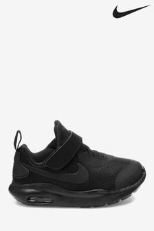 Nike Black Air Max Oketo Infant Trainers