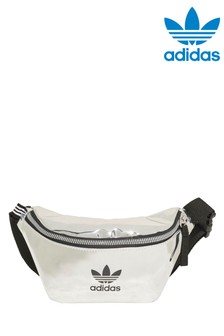 adidas Originals Silver Waist Bag