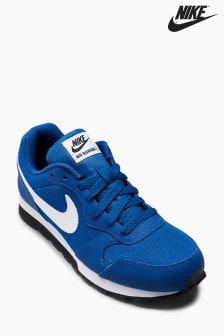 Nike Blue MD Runner