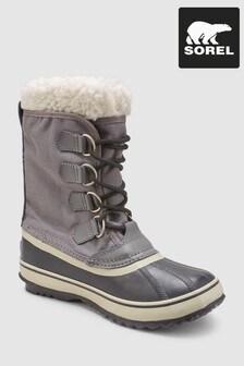 Sorel® Pewter/Black Winter Carnival Boot