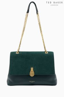 Ted Baker Hermia Suede Cross Body Bag
