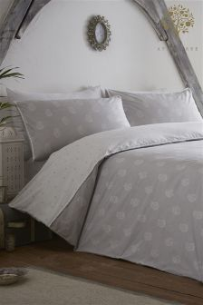 Appletree Shimla Duvet Cover and Pillowcase Set
