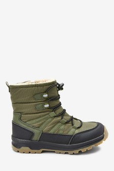 Thinsulate™ Sporty Snow Boots (Older)